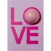 Bomb Cosmetics Love Card Šumivé želanie s balistiky 40 g