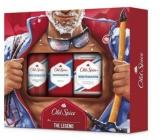 Old Spice White Water Alpinist sprchový gél 250 ml + dezodorant stick stick gél 70 ml + dezodorant sprej 150 ml kozmetická sada