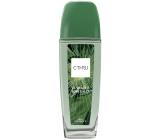 C-Thru Luminous Emerald parfumovaný dezodorant sklo pre ženy 75 ml