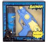 Batman Pena do kúpeľa pre deti 250 ml + striekacie pištole, kozmetická sada