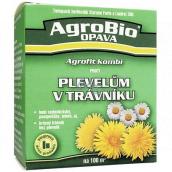 AgroBio Agrofit kombi New proti burinám v trávniku, na 100 m2 Starane Forte 6 ml + Lontrel 300 8 ml, súprava dvoch produktov