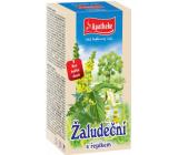 Apotheke Žalúdočné s repíkom bylinkový čaj podporuje normálny trávenie 20 x 1,5 g