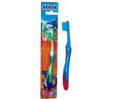 Abella Akron střední zubní kartáček pro děti 1 kus F220