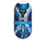 Wilkinson Sword Xtreme 3 holiaci strojček 3 brity pre mužov 1 kus