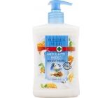 Bohemia Gifts & Cosmetics Med a Kozí mléko krémové tekuté mýdlo 500 ml