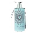 Vivian Gray Aróma Selection Amber & Cedar luxusné tekuté mydlo s dávkovačom 400 ml