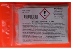 Kyselina sorbová E 200 pre potraviny 10 g