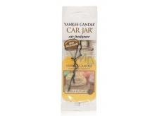 Yankee Candle Vanilla Cupcake - Vanilkový košíček Classic vonná visačka do auta papírová 12 g