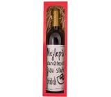 Bohemia Gifts Merlot Starí priatelia červenej darčekovej víno 750 ml