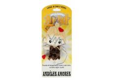 Albi Anjelik strážníček - Anjelik amorek prívesok 8,5 cm