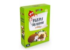 Albi Benjamín Puzzle akadémie Zvieratká odporúčaný vek 2+