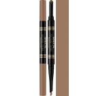 Max Factor Real Brow Fill & Shape Brow Pencil ceruzka na obočie 001 Blonde 0,6 g