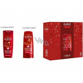 Loreal Paris Elseve Color Vive šampón na vlasy 250 ml + balzam na vlasy 200 ml, kozmetická sada