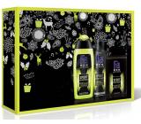 Fa Men Energy Boost sprchový gel 250 ml + dezodorant sprej 150 ml + voda po holení 100 ml, kozmetická sada