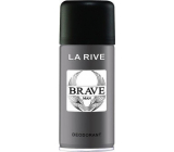 La Rive Brave dezodorant sprej pre mužov 150 ml