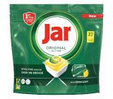 Jar Original All in One Lemon kapsule do umývačky riadu 22 kusov