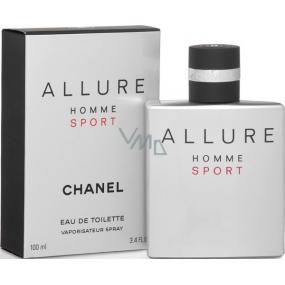 Chanel Allure Homme Sport toaletní voda 100 ml