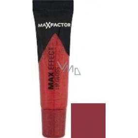 Max Factor Max Effect Lip Gloss lesk na rty 14 Rubylicious 13 ml