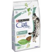 Purina Cat Chow Special Care Sterilised kompletné krmivo pre kastrované mačky 1,5 kg
