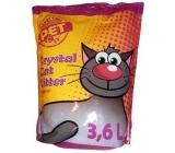Silica Happy Cool Pet Original Stelivo vysoko absorpčný ekologické silikónové pre mačky 3,6 l