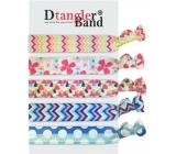 Dtangler Band Set Flower gumičky do vlasů 5 kusů