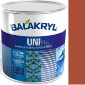 Balakryl Uni Mat 0220 Svetlohnedý univerzálna farba na kov a drevo 700 g