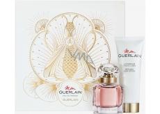 Guerlain Mon Guerlain toaletná voda pre ženy 30 ml + telové mlieko 75 ml, darčeková sada