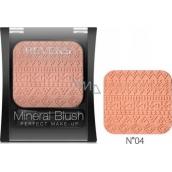 Reverz Mineral Blush Perfect Make-up tvárenka 04, 7,5 g