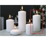 Lima Ľadová sviečka biela valec 60 x 120 mm 1 kus