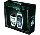Palmolive Men Sensitive sprchový gél 250 ml + Invigorating šampón na vlasy 350 ml, kozmetická sada