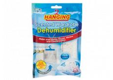 151 Hanging Čerstvo vyprané prádlo Odstraňovač vlhkosti do šatne s vôňou 180 g