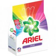 Ariel Color prací prášok na farebnú bielizeň 45 dávok 3,375 kg