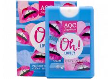 AQC Fragrances Oh! Lovely toaletná voda pre ženy 20 ml