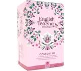 English Tea Shop Bio Wellness Comfort Me Mandala bylinkový čaj 20 kusov 30 g