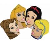 Disney Princess umývacie špongia princeznej pre deti 18 cm x 19,5 cm x 10 cm 1 kus