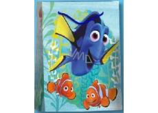 BSB Disney Darčeková papierová taška detská 32,4 x 26 x 12 cm Finding Dory DT L