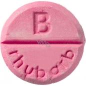 Bomb Cosmetics Rebarbora - Rhubarb aromaterapie tableta do sprchy 1 kus