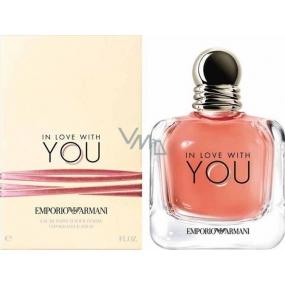 Giorgio Armani Emporio In Love with You toaletná voda pre ženy 50 ml