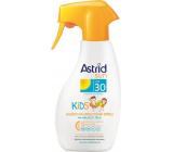 Astrid Sun Kids OF30 mlieko na opaľovanie sprej 200 ml