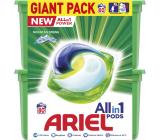 Ariel All-in-1 Pods Mountain Spring gélové kapsule na pranie bielizne 80 kusov 2016 g