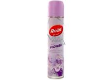 Real Silky Flower osviežovač vzduchu sprej 300 ml