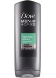 Dove Men + Care Sensitive Shield 2v1 sprchový gel pro muže 250 ml