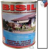 Bisil Špeciálna jednozložková silikón - akrylátová farba Biela 0,7 kg