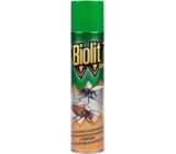 Biolit Uni 007 hubenie lietajúceho a lezúceho hmyzu sprej 400 ml