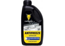 Coyote Antifreeze G11 Univerzal koncentrovaná nemrznoucí kapalina do chladičů automobilů 1 l