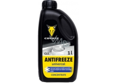 Coyote Antifreeze G11 Univerzal koncentrovaná nemrznúca kvapalina do chladičov automobilov 1 l
