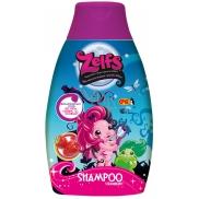 Zelfs Strawberry - Jahoda šampon na vlasy a tělo pro děti 300 ml