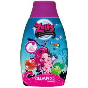 Zelfs Strawberry - Jahoda šampón na vlasy a telo pre deti 300 ml