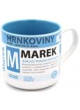 Nekupto Hrnkoviny Hrnček s menom Marek 0,4 litra
