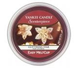 Yankee Candle Glittering Star - Zářivá hvězda, Scenterpiece vonný vosk do elektrické aromalampy 61 g
